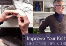 Designer Knitting Improvements: Tips & Tricks