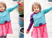 elephant snuffle knitted pullover | the knitting space