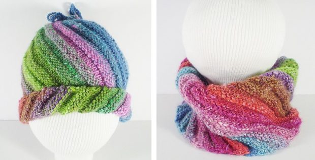 Emergency Knitted Hat With A Double Life [FREE Knitting Pattern]