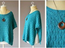exquisitely beautiful knitted poncho | the knitting space