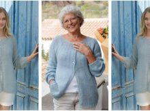 fetching Francine knitted jacket   the knitting space