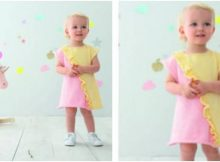 flourishing flore knitted dress | the knitting space