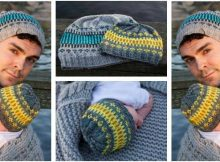 fun Clayoquot knitted toque | the knitting space