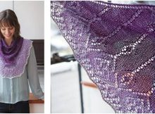gorgeous fonse knitted shawlette   the knitting space