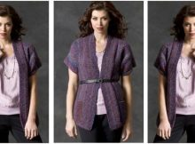 gorgeous knitted sweater | the knitting space