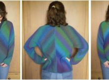 groovy kite knitted jacket | the knitting space