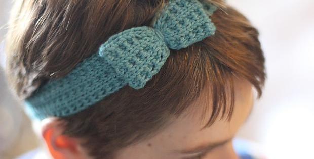 Knitted Headbands Free Knitting Pattern