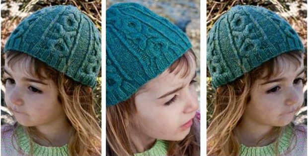 4a1bf474945b Hugs  N Kisses Knitted Hat  FREE Knitting Pattern