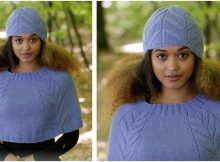 lovely Laila knitted warmer set | the knitting space