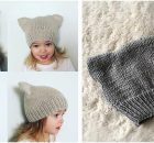 lovely lola knitted kiddie hat | the knitting space