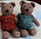 knit magic loop teddy | the knitting space