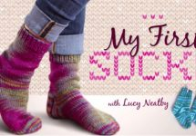 Discover Knitting Socks | The Knitting Space