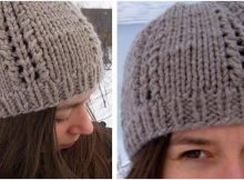 nifty Expedition knitted hat | the knitting space