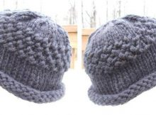 nifty Jurisprudence knitted hat | the knitting space