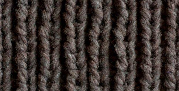 Knitted Fisherman Rib Stitch Aka English Rib A How To Video Tutorial