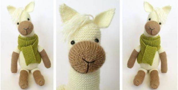 Precious Pax Knitted Alpaca Free Knitting Pattern