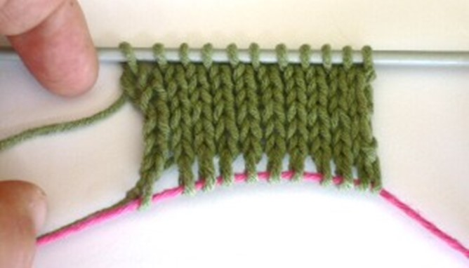 Knitting Tutorial Cast On : Provisional knitted cast on a how to knitting tutorial