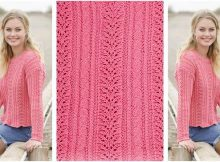 radiant heart knitted sweater   the knitting space