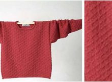 renaissance rollneck knitted pullover | the knitting space