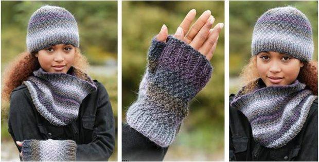 23fd528bd73 Sea Smoke Knitted Warmers  FREE Knitting Pattern