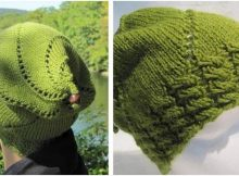 slouchy's no slouch knitted hat | the knitting space