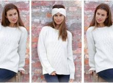 splendid Snow knitted cable warmers | the knitting space