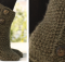 St Louis boots knitted slippers | the knitting space