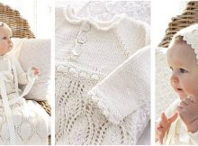 sweet fairy knitted lace dress | the knitting space