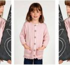 sweet marshmallow knitted cardigan | the knitting space