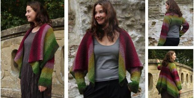 tantalizing Timian knitted cardigan | the knitting space