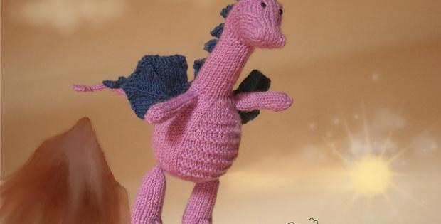 knit tarragon dragon | the knitting space