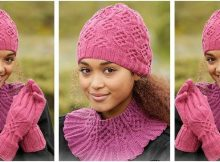 Vadelma knitted warmer set | the knitting space