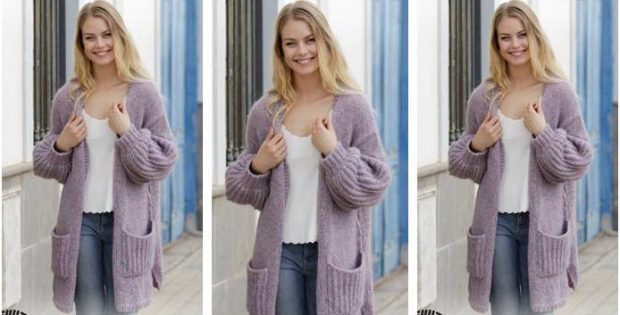 wandering Wayfarer knitted jacket | the knitting space