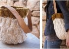 wondrous Atlas knitted basket bag | the knitting space