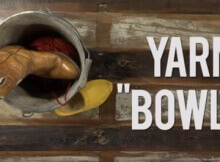 make your own yarn bowl | the knitting space